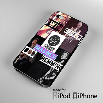 5Sos imagine iPhone 4 4S 5 5S 5C 6, iPod Touch 4 5 Cases