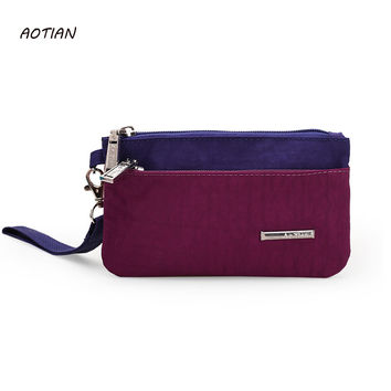 Women's Coin Purses 2017 New Impermeable water Wallets Female Small Wallet High Quality Money Bags Mujer Monederos Para Monedas
