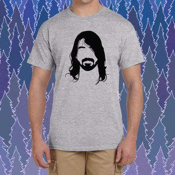 Dave Grohl design for tshirt