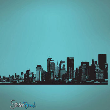 Vinyl Wall Decal Sticker New York City #571