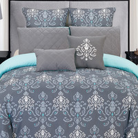 Lucienda Comforter Set (8 PC)