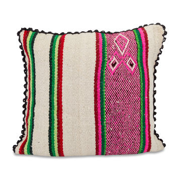Peruvian Pillow IV