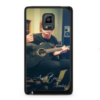 ashton irwin five seconds of summer Samsung Galaxy Note Edge Case