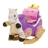 Princess Carriage Rocker | zulily