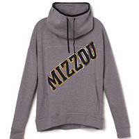 University of Missouri Cowl Neck Pullover - PINK - Victoria's Secret