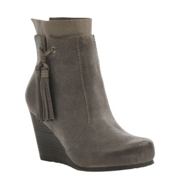 NEW OTBT Women's Boots Vagary in Dust Grey