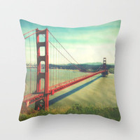 Big Red Throw Pillow by SSC Photography   Society6