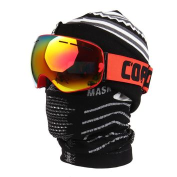 Balaclava Face Mask Winter Scarf Thermal Windproof Snowboard Ski Skull Mask Motorcycle Bicycle Outdoor Cycling Half Face Mask