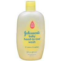 Johnson's Baby Head-to-Toe Baby Wash, Original Formula