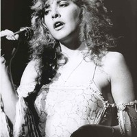 Stevie Nicks Portrait Poster 24x33