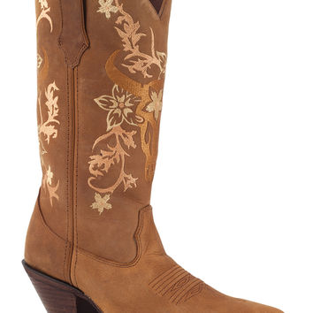 Crush By Durango Distressed Western Boot