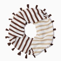 Gail Striped Infinity Scarf | Fashion Apparel - Scarves | charming charlie