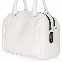 Double Zip Holdall Bag
