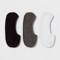 Women's 3pk Liner Socks - A New Day™ Solid One Size