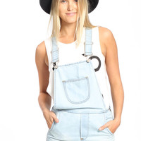 Apex Denim Overalls