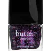 butter LONDON 3 Free Lacquer - The Black Knight - Makeup - Beauty - Macy's