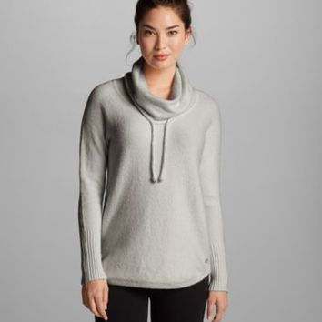 Women's Funnel-neck Pullover Sleep Sweater | Eddie Bauer