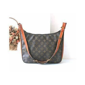 Tagre™ Auth Louis Vuitton Monogram Bagatelle PM Shoulder bag Vintage LV handbag