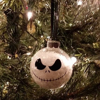 Jack- Nightmare Before Christmas Ornament