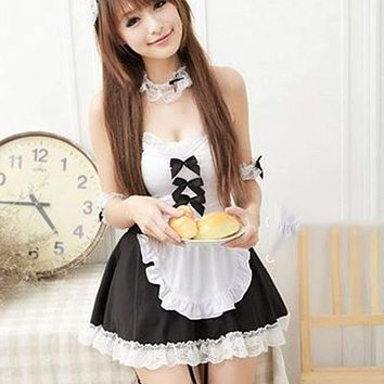 Anne Victoria New Halloween Costume Lace Dress Women Cosplay Outfit/Lace Lovely Women Dress/Sexy Japanese Maid Lolita Uniform Macchar Cosplay Catalogue