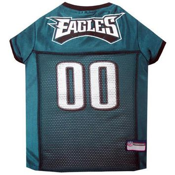 NFL Dog Jersey Philadelphia Eagles