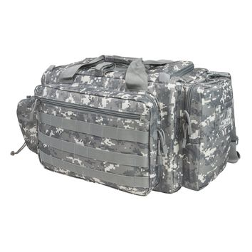NcSTAR Competition Range Bag to Keep Your Magazines Organized - Digital Camo