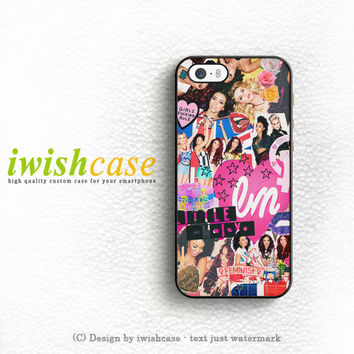 Little Mix Collage iPhone 5 5S 5C Case Cover