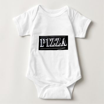 Pizza Baby Bodysuit