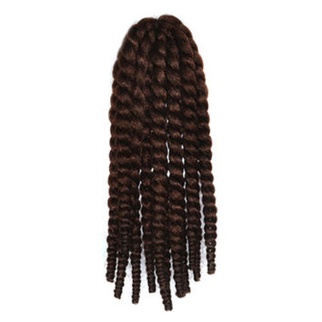 12inch  Wig Hair Extension African Braid    33#