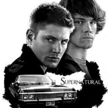 Supernatural Movie Poster Standup 4inx6in