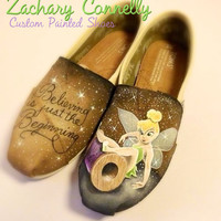 Disney's Tinkerbell Toms Shoes