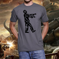 Our Generation vs Zombie Apocolypse T-Shirt
