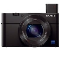 Sony DSC-RX100M III Cyber-shot Digital Still Camera