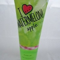 Bath and Body Works I Love Watermelon ! Apple Shower Gel