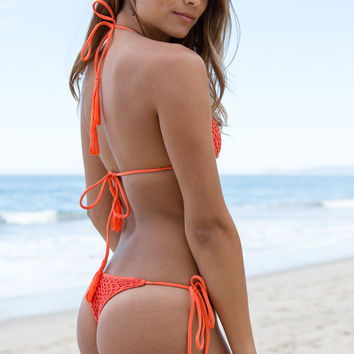 ACACIA SWIMWEAR - Polihale Bottom | Mango
