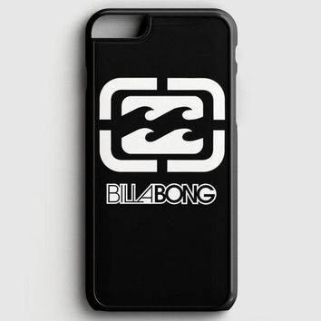 Billabong Logo Surfing Clothing iPhone 6/6S Case
