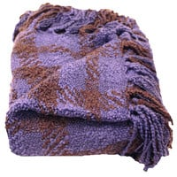 Manchester Iris Boucle Throw