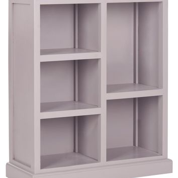 Maralah Bookcase Quartz Grey