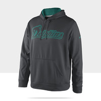 Check it out. I found this Nike KO Team Issue (NFL Dolphins) Men's Hoody at Nike online.