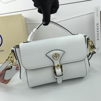 PEAP 1764 Tory Burch Fashion Handbag 25-15-10cm white