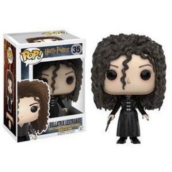 REPLACEMENT - FUNKO POP! HARRY POTTER BELLATRIX LESTRANGE