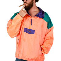 Peaches With No Cream Columbia Windbreaker