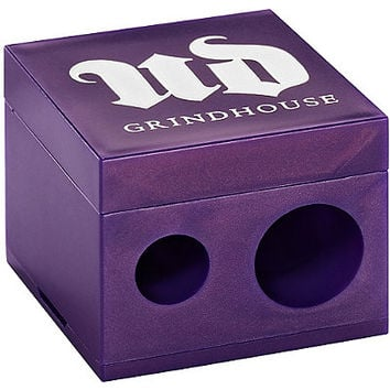 Urban Decay Cosmetics Grindhouse Double Barrel Sharpener Ulta.com - Cosmetics, Fragrance, Salon and Beauty Gifts