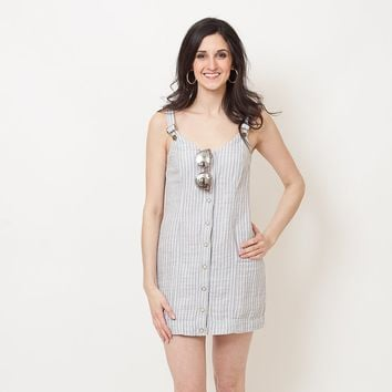 Free People - Living Color Mini Dress