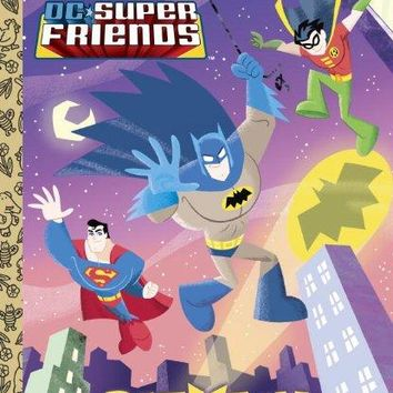 Batman!: A Little Golden Book (Little Golden Books)