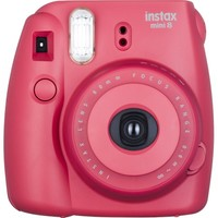 Fujifilm - Instax Mini 8 Instant Film Camera - Raspberry