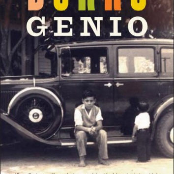 burro genius Burro genius by victor villaseñor (showed me how little i knew of history)   burro genius: a memoir - by victor villasenor - standing at the podium, victor.