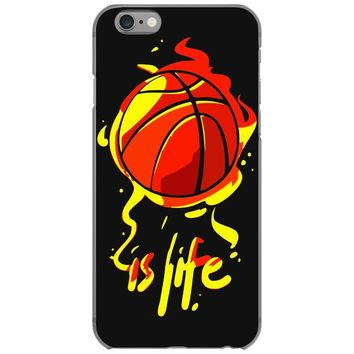 life is basketball iPhone 6/6s Case
