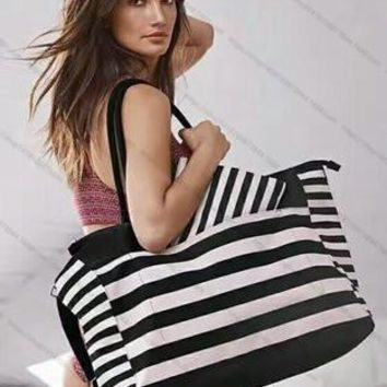 One Shoulder Bags Stripes Bottom & Top [12149146451]