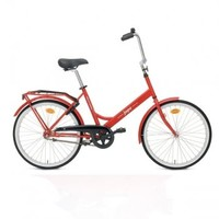 Jopo bicycle, red